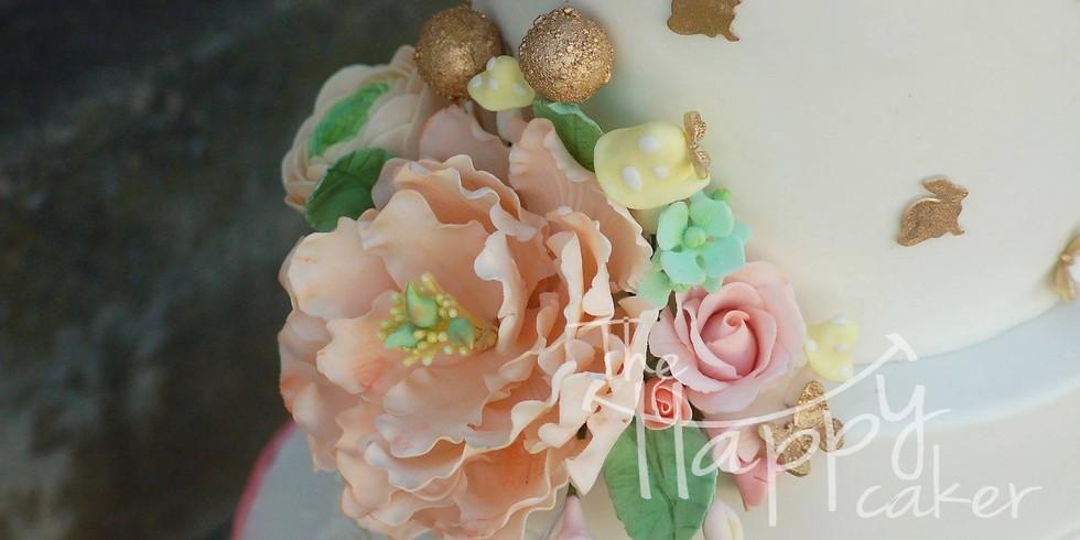 Gumpaste Flower Class