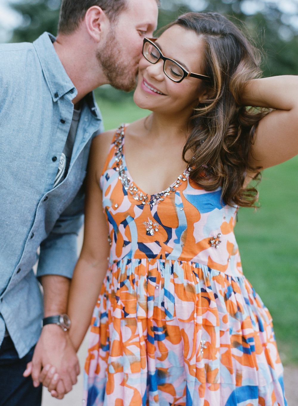 Laura Murray Photography, Colorado, Engagement, Film