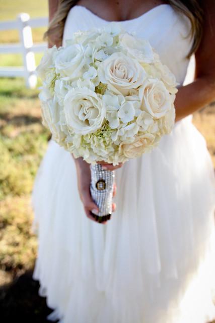 An Elegant Summer Wedding