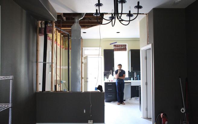Denver Square Renovation: Kitchen Part 1