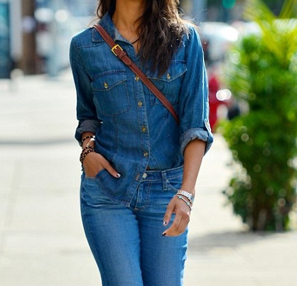 The Secret to Finding Perfect Jeans