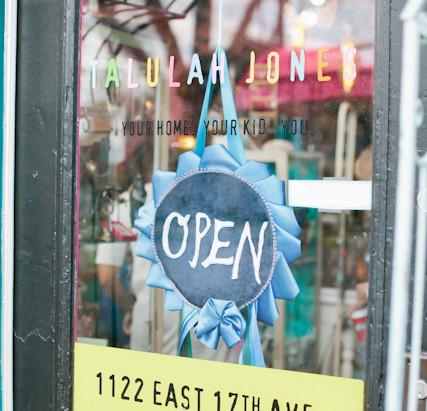 Shop Local – Talulah Jones