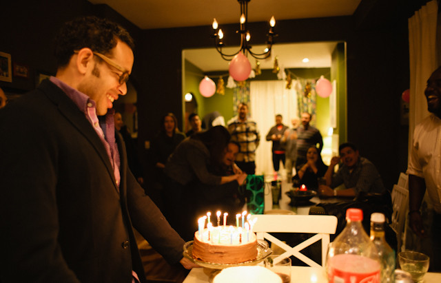 How to Host a Surprise Party…Marcos's Birthday Surprise