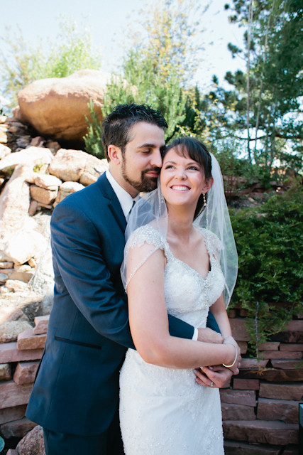 Katie and Bobby's Stanley Hotel Wedding