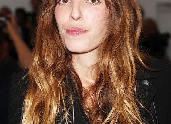 Messy French Girl Hair