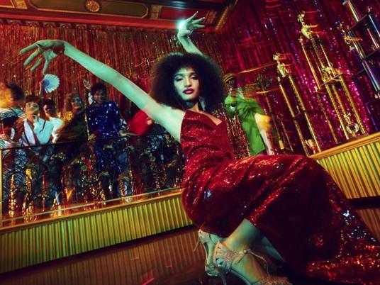 The Glitz, Glam and Glitter of USKAR Drag
