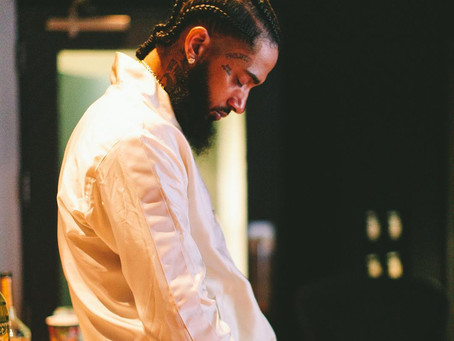 The art and activism of Nipsey Hussle