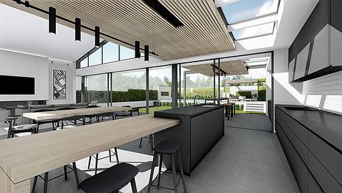 Hawthorn Architect Designed Heritage Extension and Interior Design Melbourne