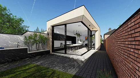 Fitzroy North Extension & Renovation Architect