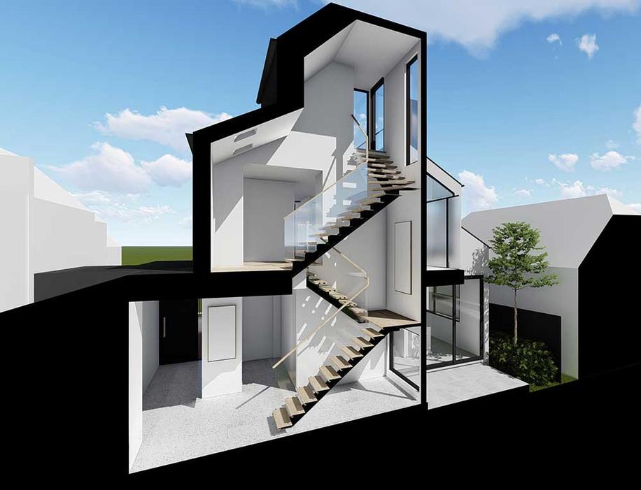 Architect Designed Home in Richmond | Melbourne