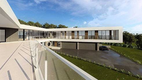 Mt Martha Architect Designed Custom Home and Interior Design Melbourne