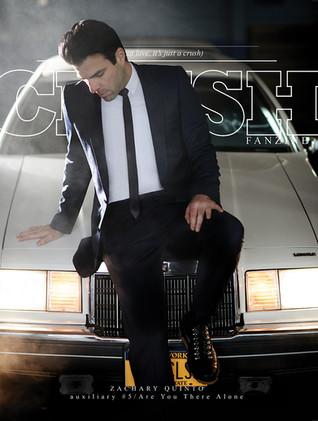 Zachery Quinto - Crush Fanzine