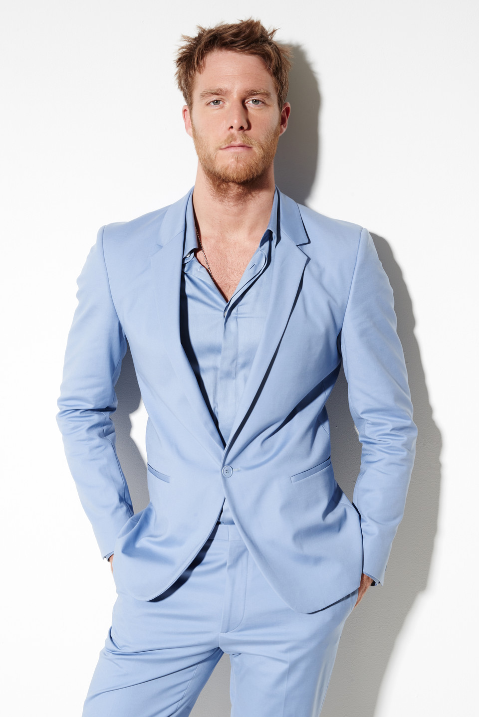 Jake McDorman - Mens Fitness