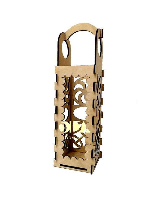 """Подарочная коробка для бутылки """"Светило"""""""