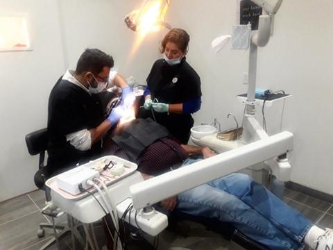 dr ortega working