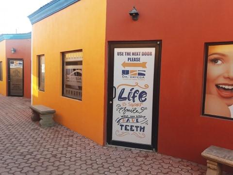 outside of new ortegas office
