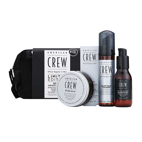 American Crew Limited Edition Beard Grooming Kit
