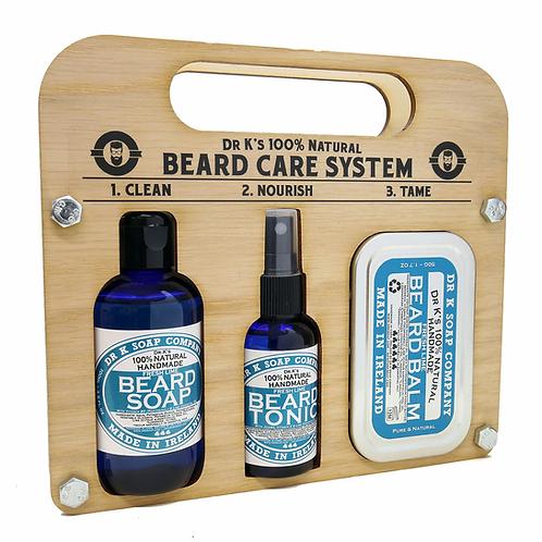 Dr. K Beard Care System Fresh Lime