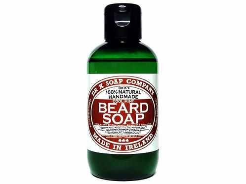 Dr. K Beard Soap Cool Mint