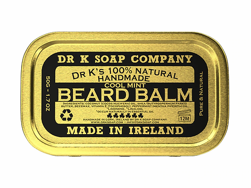 Dr. K Beard Balm Cool Mint