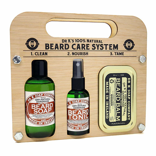 Dr. K Beard Care System Cool Mint