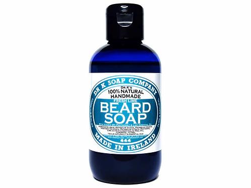 Dr. K Beard Soap Fresh Lime