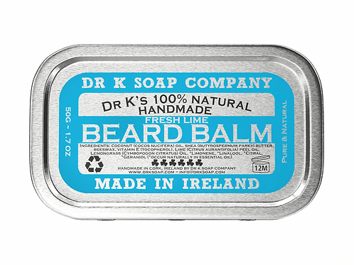 Dr. K Beard Balm Fresh Lime