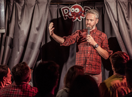 Standup Comedy - No Substitute For Stage Time