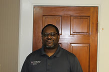 Donald Boyd, Logistics and Security Manager
