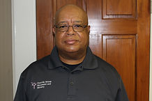 Anthony Whitley, Operations and Volunteer Manager