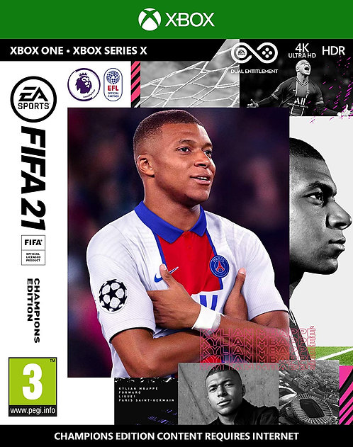 FIFA 21 Champions Edition | Xbox One