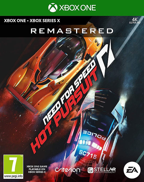 Need For Speed: Hot Pursuit Remastered | Xbox One