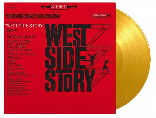 Various Artists | West Side Story | OST | Coloured 2LP