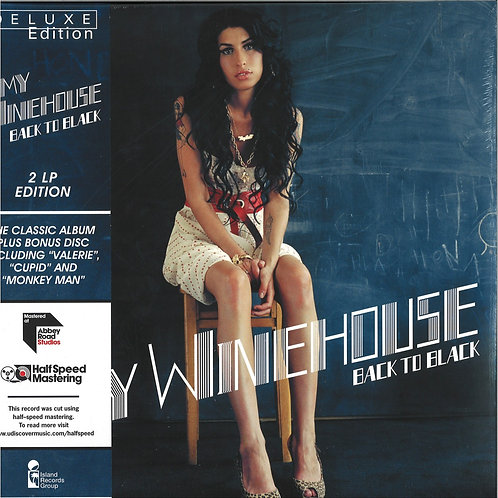 Amy Winehouse | Back To Black | 2LP Reissue