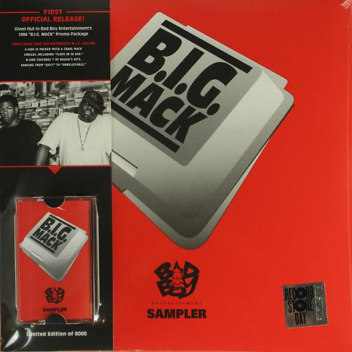 Craig Mack & The Notorious B.I.G | Big Mack | 2LP | RSD2020
