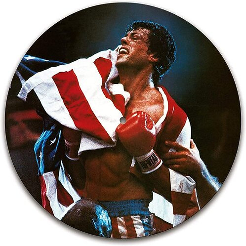 Various Artists | Rocky IV | Picture Disc | NAD2020