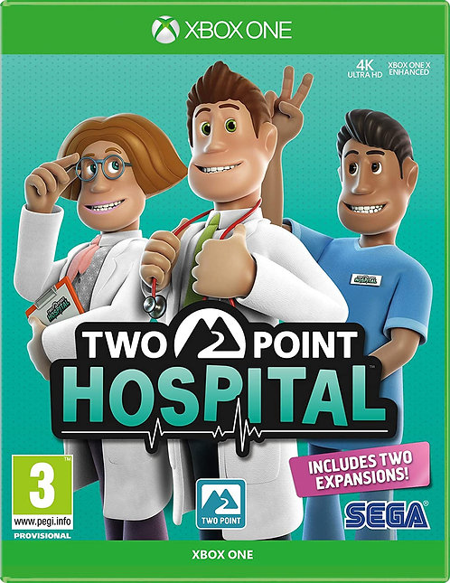 Two Point Hospital | Xbox One