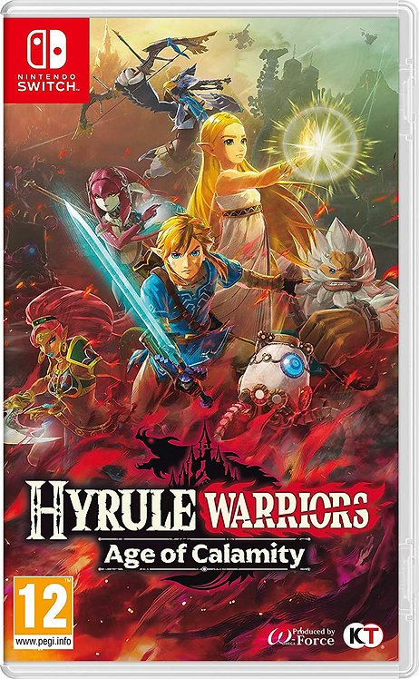 Hyrule Warriors: Age of Calamity | Switch