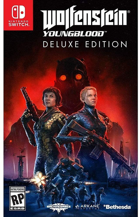 Wolfenstein: Youngblood (Deluxe Edition) | Switch