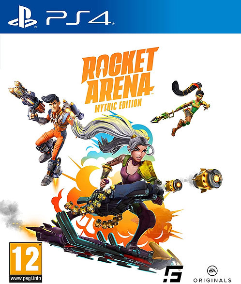 Rocket Arena Mythic Edition | PS4
