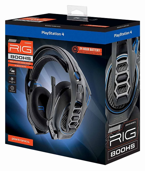 RIG 800HS Wireless Headset | PS4