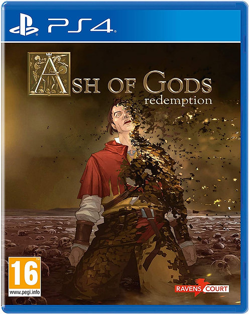 Ash Of Gods: Redemption | PS4