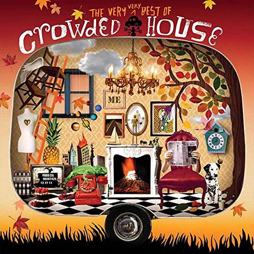 Crowded House   Very Best Of   Orange 2LP