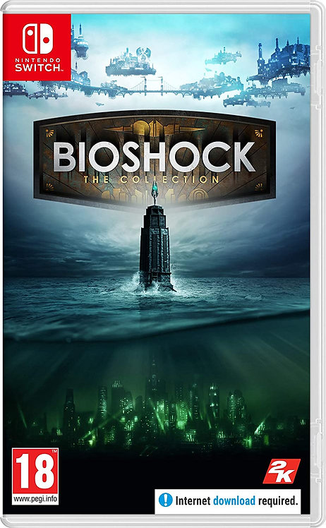 Bioshock: The Collection | Nintendo Switch