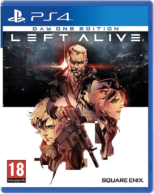 Left Alive | PS4