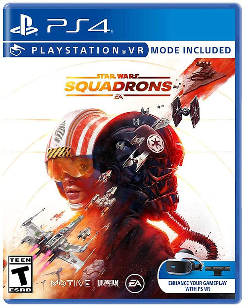 Star Wars: Squadrons (PSVR Compatible)| PS4