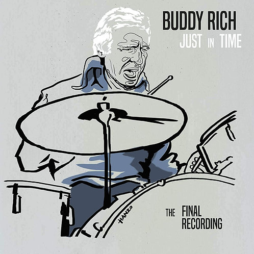 Buddy Rich | Just In Time - The Final Recording | Vinyl