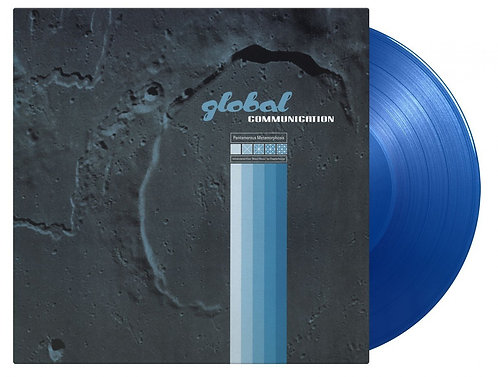 Global Communication | Pentamerous Metamorphosis | Coloured 2LP