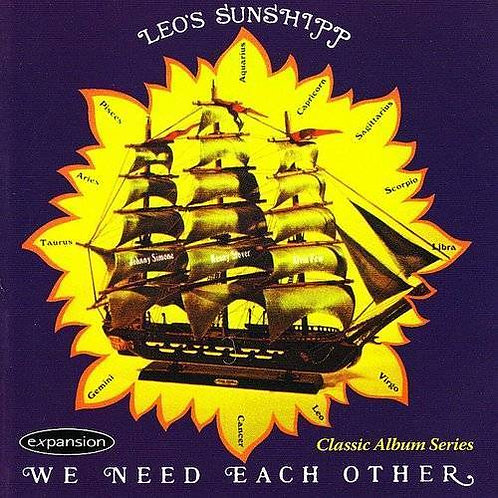Leo's Sunshipp | We Need Each Other | Yellow LP