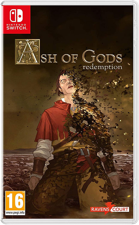 Ash Of Gods: Redemption | Switch